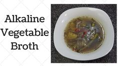 PLEASE READ DESCRIPTION Ty's Conscious Kitchen For today's recipe I make alkaline vegetable broth! You can eat this as a vegetable soup, drink this while detoxing, or freeze and save fo… Raw Vegan, Vegan Vegetarian, Vegetarian Recipes, Vegan Life, Vegan Food, Vegetable Broth Soup, Dr Sebi Recipes, Alkaline Diet Recipes