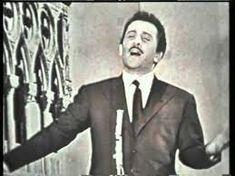 """1959 (Cannes) Domenico Modugno - """"Piove (Ciao, ciao bambina)"""" 6th place"""