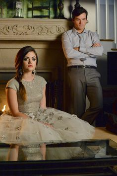 Don't miss the #PLLChristmAs Special Tuesday, December 9 at 8pm/7c on ABC Family!