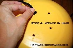 Easy No-Sew DIY Minion Costumes - Harvard Homemaker