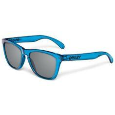 89fea03a2a Oakley Acid Frogskin Sunglasses Blue Grey