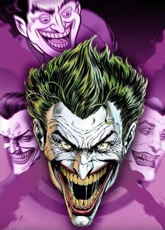 vealed DC Comics will reveal Joker's real name. Fans will recall back in Justice League when Batman sat on the Mobius Chair that he asked it t… Joker Batman, Joker Comic, Superman, Joker Art, Joker And Harley Quinn, Comic Art, Comic Book, Batman Robin, Joker Pics