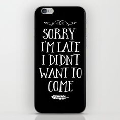 This blunt but honest mobile phone case. | Community Post: 17 Perfect Gifts For…