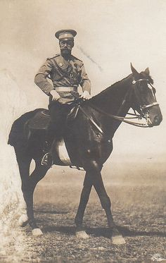 Tsar Nicholas of Russia