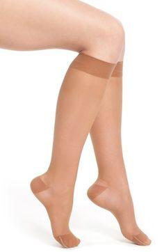 8d763b85d ITEM m6 Sheer Compression Knee High Socks Item M6