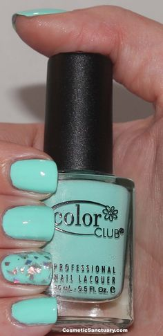 Color Club - Blue Ming