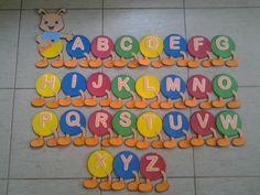Centopeia Alfabeto completo