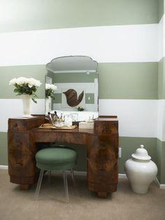 vaniti, romantic bedrooms, dresser, emily henderson bedroom