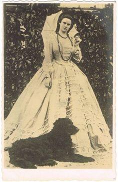 Helene duchess in Bavaria One of the sisters of Empress Sissi