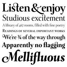 Levato | Typeface Review | Typographica