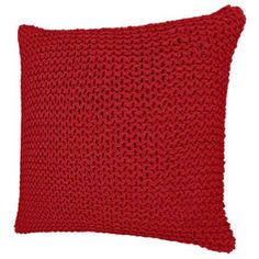 Picture of HIGHLAND KNIT - CHILI RED 20IN