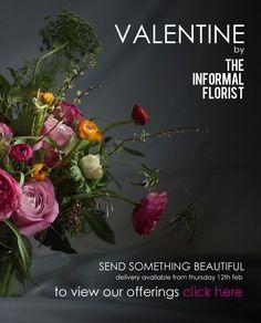 Valentine Shop 2015 by The Informal Florist