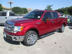 2014 Ford F-150  Ruby Red Metallic For Sale in San Antonio, TX  Vin: 1FTFW1CF8EFB46410 - http://www.autonet.net/cardealers/texas/mccombsfordwest/cars-for-sale/2014-ford-f-150-ruby-red-metallic-for-sale-in-san-antonio-tx-vin-1ftfw1cf8efb46410/