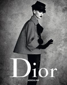 Dior's Bible 1948 A-line jacket