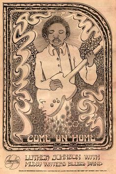 Yes! Saw them live in '68.…luther johnson w/ muddy waters blues band