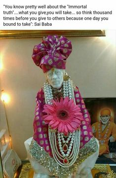 Sai Baba Hd Wallpaper, Sai Baba Wallpapers, Sai Baba Pictures, God Pictures, Jai Ram, Telugu Inspirational Quotes, Sai Baba Quotes, Om Sai Ram, Jesus Art
