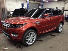 2014 Land Rover Range Rover Sport Images Leaked