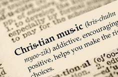 christian music...its addictive