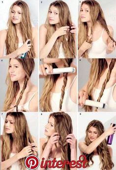 PRACTICAL HAIR MODELS FOR DAILY USE GÜNLÜK KULLANIMA UYGUN PRATİK SAÇ MODELLERİ PRACTICAL HAIR MODELS FOR DAILY USE