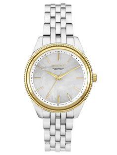 GANT ROSELAND | W71503 Box Branding, Gold Bands, Daniel Wellington, Michael Kors Watch, Gold Watch, Bracelet Watch, Quartz, Stainless Steel, Watches