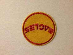 EAGLES Iron On Patch Rock Band Embroidered by Rocknsportstore, $5.99