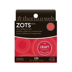 Zots Craft Adhesive Dots