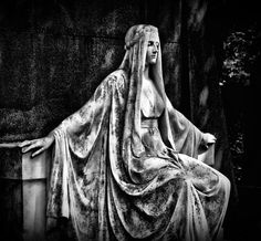 The High Priestess No.2 by *doomed-forever on deviantART Melaten Cemetery in Cologne / Germany.