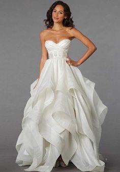 Pnina Tornai for Kleinfeld 4287 Wedding Dress photo