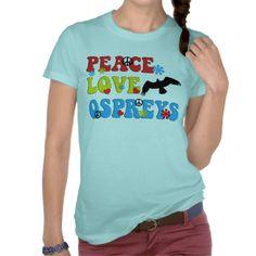 Osprey Lovers T-Shirts  http://www.zazzle.com/osprey_lovers_t_shirts-235780366723987121?rf=238282136580680600*