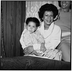 Maya Rudolph and her mom, the late Ms.  Minnie Ripperton