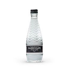Harrogate Spring Water glass bottle by Ardagh Group