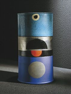 - by Ettore Sottsass Cast Off, It Cast, Collections Of Objects, Italian Pottery, Story Inspiration, Ceramic Art, Illusions, The Past, Museum