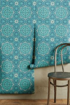 Rose Windows Wallpaper - anthropologie.com                                                                                                                                                                                 More