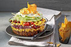 Nacho-Salat, ein beliebtes Rezept aus der Kategorie Braten. Bewertungen: 201. Durchschnitt: Ø 4,6.