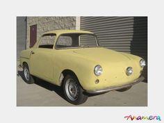 1957 Fiat 600 Carrozzeria Viotti