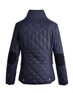 MOREDALENEW New Quilted Jacket - BCK