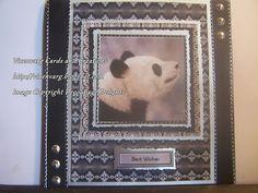 vixenvarg: Decoupage Delights....Panda Days