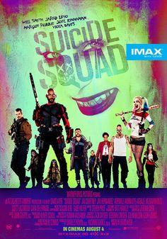 IMAX 3D SUICIDE SQUAD