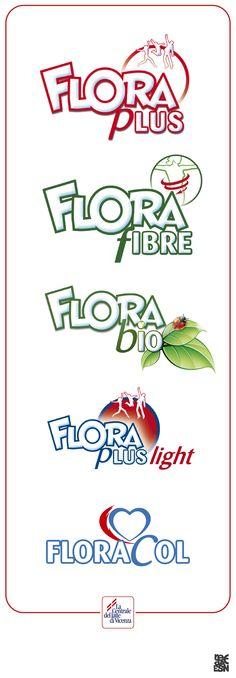 Probiotici Flora Centrale del Latte di Vicenza #logo - 2010