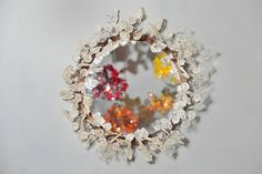 Hey, I found this really awesome Etsy listing at https://www.etsy.com/listing/201704525/round-wall-decorative-mirror-with