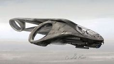 Drone Design : hollow Camille Kuo on ArtStation at www. Spaceship Art, Spaceship Design, Futuristic Motorcycle, Futuristic Art, Concept Ships, Concept Art, Starship Concept, Flying Vehicles, Future Weapons
