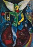 Through Feb 2, 2014  The Jewish Museum New York | Art Exhibition | Chagall: Love, War, and Exile