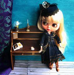 OOAK Custom Blythe Doll ~Natalya~ Free shipping by DarlingsByAlex on Etsy