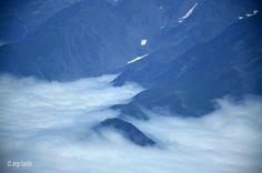 Desde la cima del Pic Ardiden, Francia