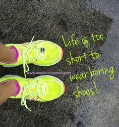 Check out blogger 'Runner Unleashed's' post about our Gear For the Year giveaway! #sweepstakes #shoes #apparel