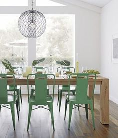 Homelovin - Ammetto che il verde è il mio colore preferito.  L'abbinata