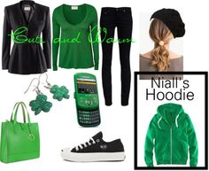 """""""Meeting Niall at Nando's"""" by luv-virgo-girl ❤ liked on Polyvore"""