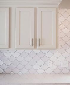 We are showing you an amazing before and after kitchen remodel that features a stunning backsplash using our Moroccan Fish Scales! After seeing this stunning transformation, it's hard to believe this jaw-dropping space was once small and enclosed. We teamed up with our good friends at Construction2Style to help create a beautiful open-concept kitchen for... Read more » The post Before and After – White Moroccan Fish Scales Kitchen appeared first on Artisan Tile Company: Handmade Cerami..