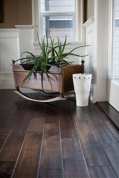 Great Hardwood Flooring Handscraped Maple Coffee Photos