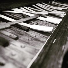 The day the music died. #piano #pianolife #pianokeys #urbex #urbanexploration #ue #decay #igw_decay #ig_urbex #ic_urbex